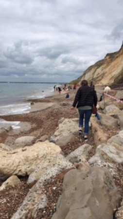 Totland, UK: fun