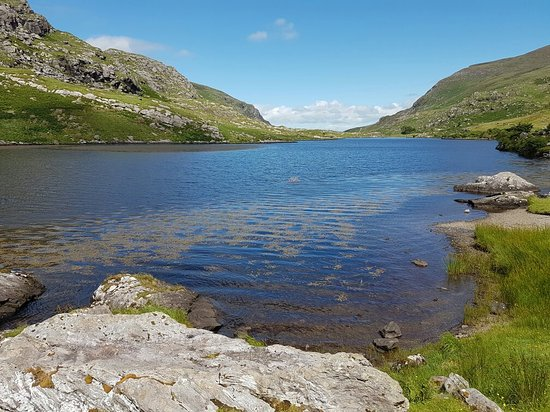 Gap of Dunloe: This was an amazing sunny day