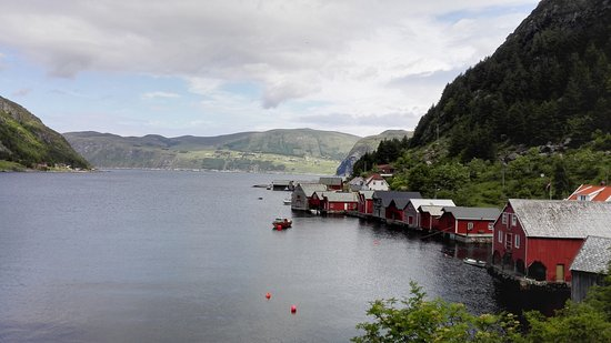 Maloy, Norway: The remains of bygone maritime life