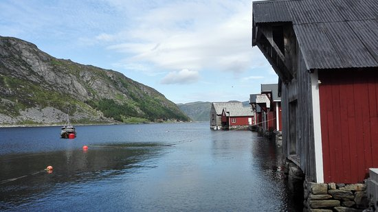 Maloy, Norway: So idle now