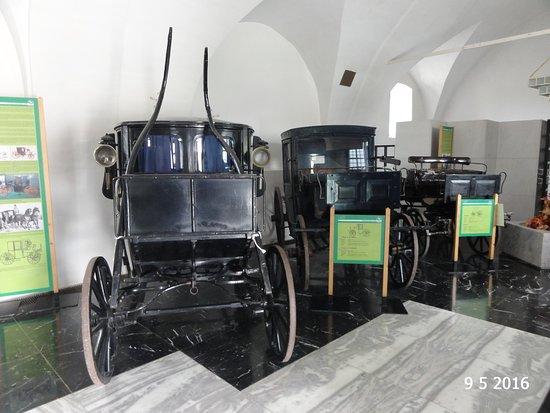 Λίπιτσα, Σλοβενία: The carriage museum