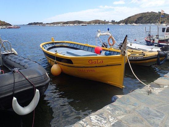 Dali Museum-House: Gala's fishing boat
