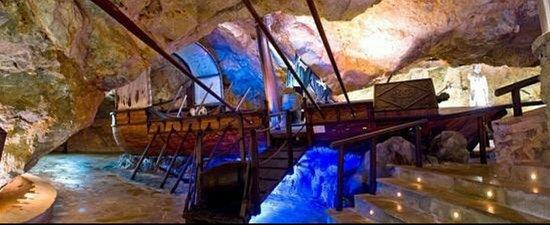 Cullera, España: Museo Cueva de dragut