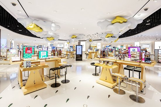 T Galleria Beauty by DFS, Hong Kong, Causeway Bay