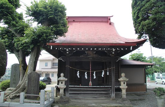 Kitamukoshin Shrine