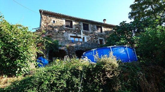 Vialas, Francia: les 3 chambres en haut
