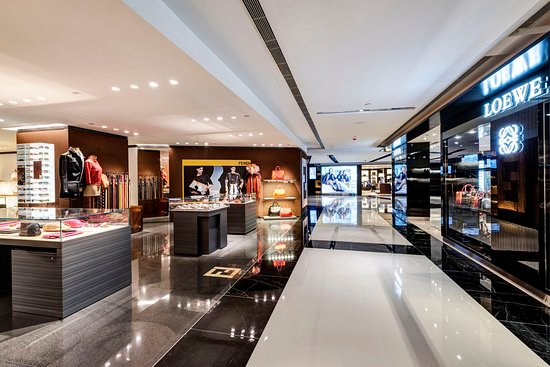 T Galleria By DFS, Hong Kong, Canton Road