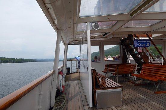 آمبل سايد, UK: Top deck.