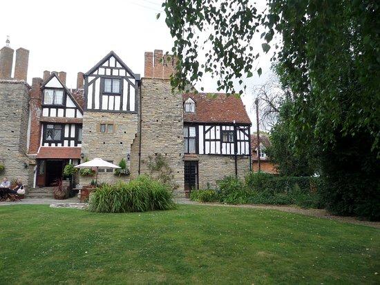 Abbots Salford, UK: Salford Hall Hotel