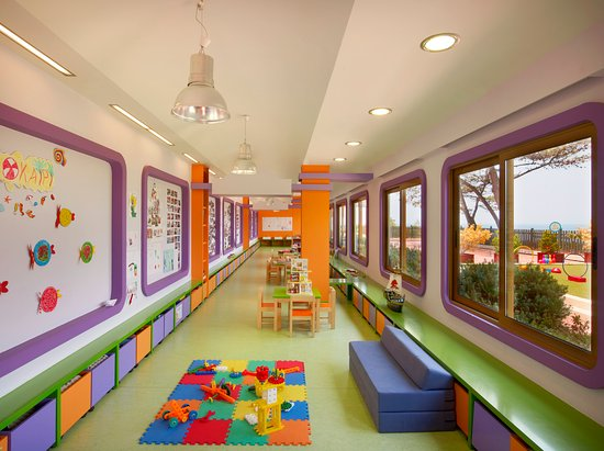 Arion, a Luxury Collection Resort & Spa: Astir Palace Kids Club Interior