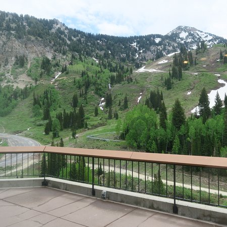 Snowbird, Юта: Summertime view