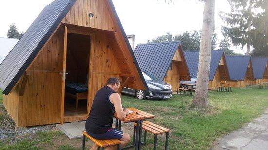 Mohelnice, Чехия: Campsite MoravaCamp