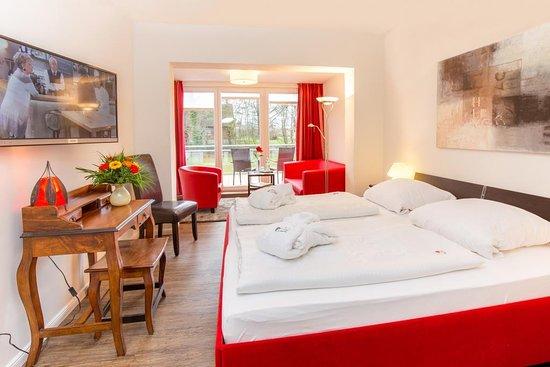 Hotel Hof Krähenberg: Juniorsuite (OG, beispielhaft)