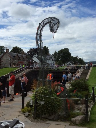 Heart of Scotland Tours: Closest thing to finding Nessie