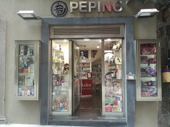 PEPINO profumerie dal 1910 (Napoli): AGGIORNATO 2020 tutto