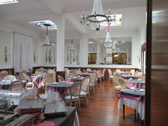 Hotel Imperiale: Breakfast room