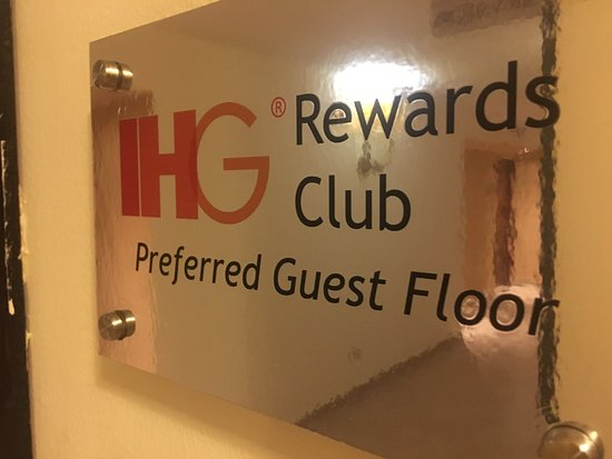 Holiday Inn Panama Canal: IHG Preferred Guest Floor