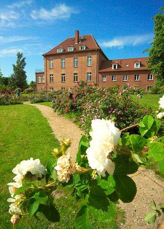 Mecklenburg-West Pomerania, Germany: Gutshaus Gottin im Mecklenburger Parkland