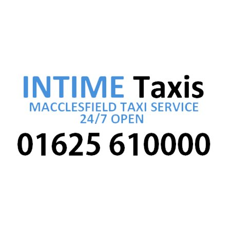 Макклесфилд, UK: INTIME Macclesfield Taxis