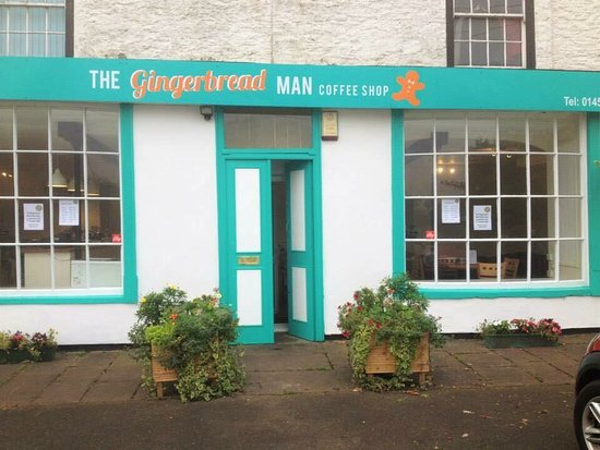 The Gingerbread Man Coffee Shop Frampton Cotterell