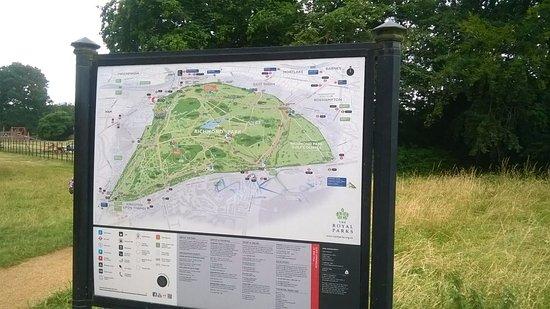 Richmond-upon-Thames, UK: Richmond Park