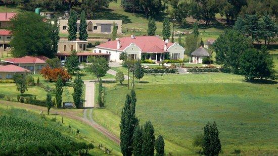 Fouriesburg, Sudáfrica: Farm Oranje
