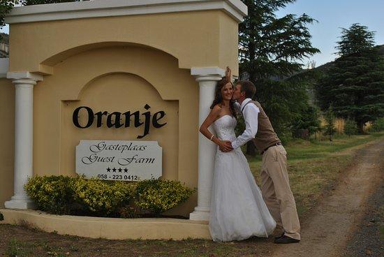 Fouriesburg, Sudáfrica: Oranje Guest Farm