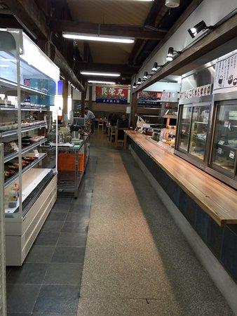 Owase, Jepang: 店内の風景1