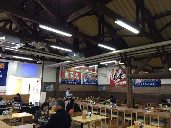 Owase, Japonya: 店内の風景2