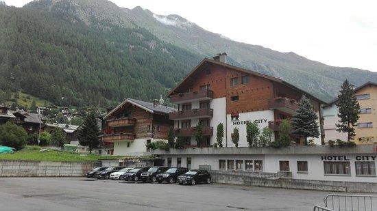 Täsch, Schweiz: Príjemný personál ,krásna dovolenka