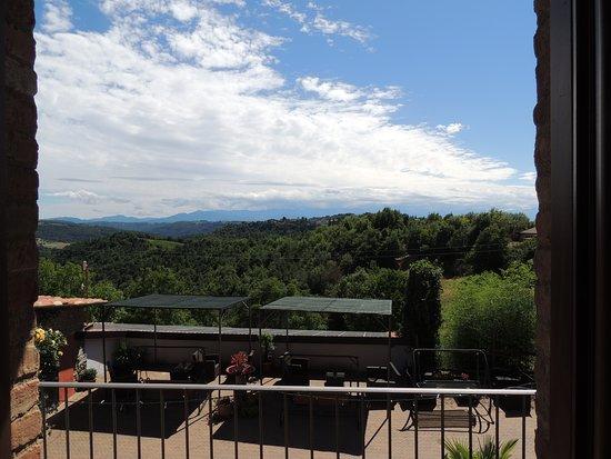 Bossolasco, Italia: vista dalla camera