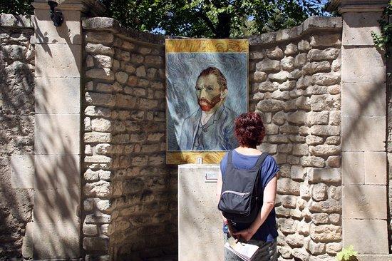 Saint-Remy-de-Provence, Frankrike: St Paul