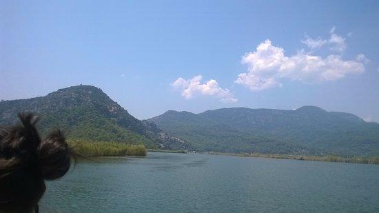 Dalyan River: The River