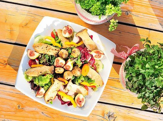 Maierl-Alm und Chalets: Veganer Lifestyle