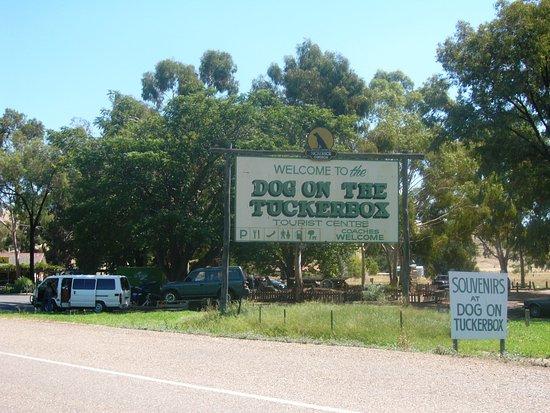 Gundagai, Australia: Location