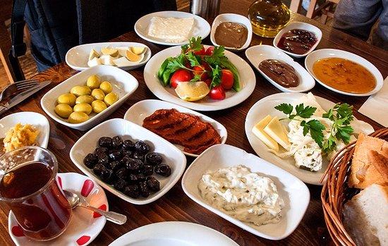 Lebannese Food Soho London