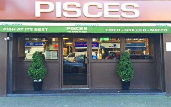 Harrow, UK: Great Fish & Chips in Restaurant or Takeaway