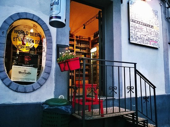 Etna Bottle Shop