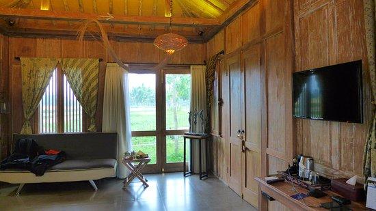 Amata Borobudur Resort: Very nice room design with excellent view & Very nice room design with excellent view - Picture of Amata ...