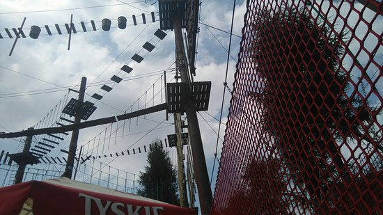 Park Linowy Orla Perc