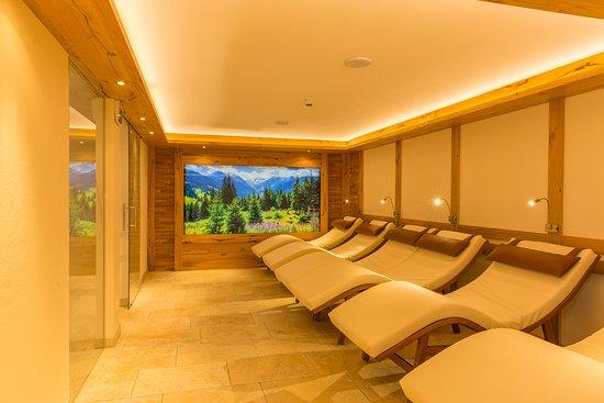 Hotel Garni Alpenland: Ruheraum