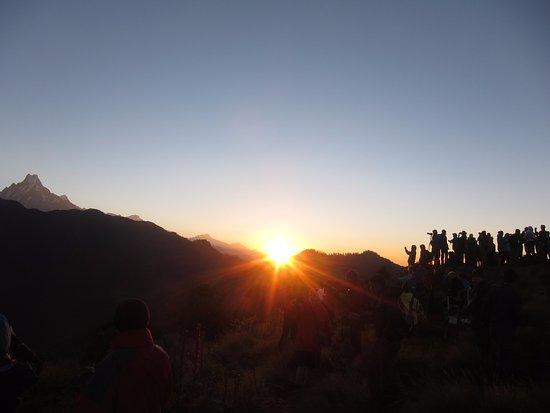 Ghorepani Punhill trek is one of the brilliant trekking destination of Nepal.