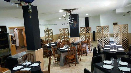 Caravaca de la Cruz, Hiszpania: La Cocina del Convento