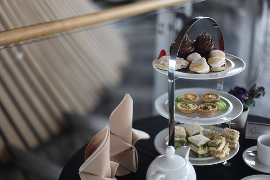 National Assembly for Wales: Afternoon Teas at the Senedd