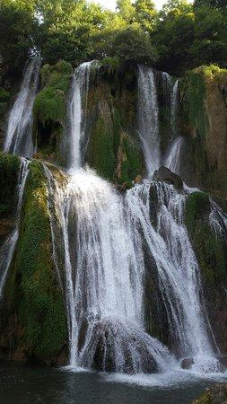 Belley, Γαλλία: Cascade de Glandieu