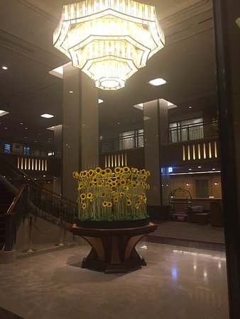 Imperial Hotel Tokyo: main Foyer