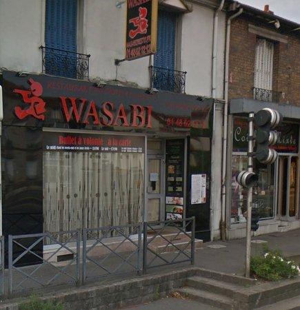 wasabi les pavillons sous bois restaurant avis num ro de t l phone photos tripadvisor. Black Bedroom Furniture Sets. Home Design Ideas