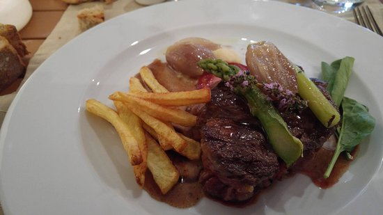 Saint-Affrique, Fransa: Filet de Boeuf