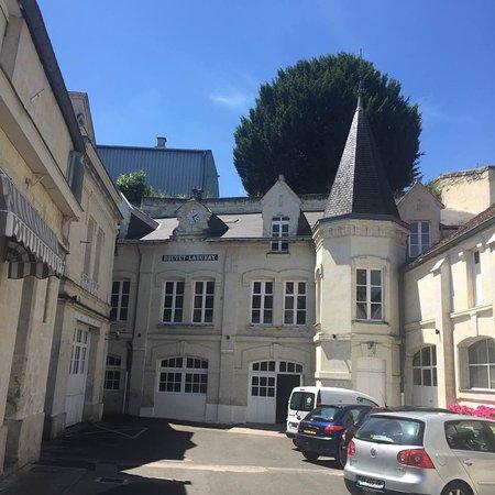 Maine et Loire, Frankrig: entrée