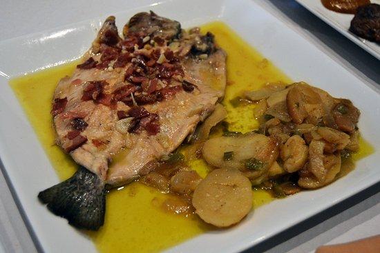 Estepa, Spanyol: pescado